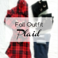 Fall Outfit: Plaid